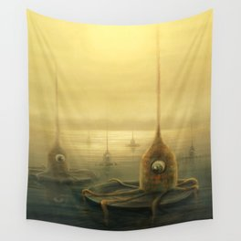 Testing the Waters Wall Tapestry