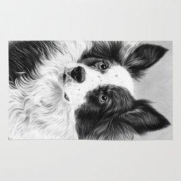 Dog Portrait 02 Rug