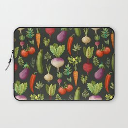Garden Veggies Laptop Sleeve