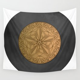 THE WANDERER'S MARK Wall Tapestry