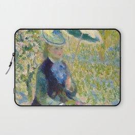 "Auguste Renoir ""Umbrella"" Laptop Sleeve"