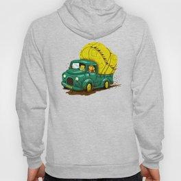 trucks and luggage Hoody