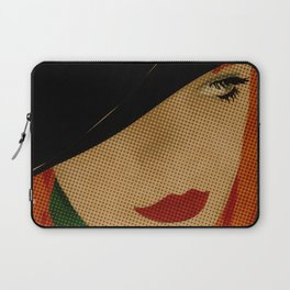 pop art Laptop Sleeve