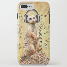 Jammin' Meerkat iPhone Case