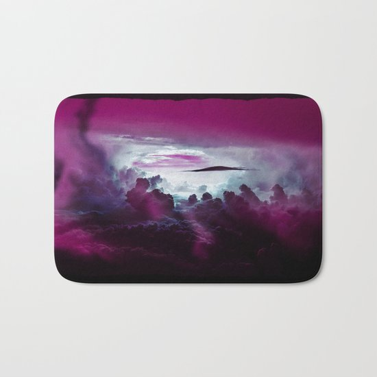 I Want To Believe -Pink Bath Mat
