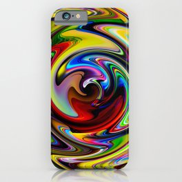 Abstract perfection 112 iPhone Case