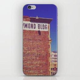 Raymond iPhone Skin