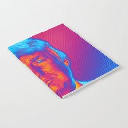 Pop Art President Trump Notebook