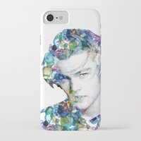 leonardo dicaprio iPhone & iPod Cases featuring Young Leonardo DiCaprio  by NKlein Design