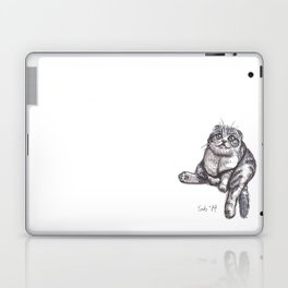 Scottish Fold Laptop & iPad Skin