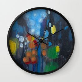 The Streets Wall Clock