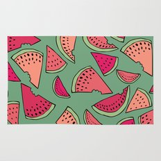 Watermelon Party Rug