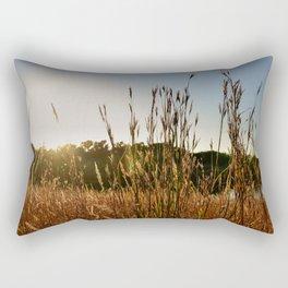 Fall Sun Flare Rectangular Pillow