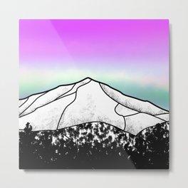 Whiteface mountain Metal Print
