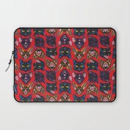 Bats! Cats! Rats! Laptop Sleeve