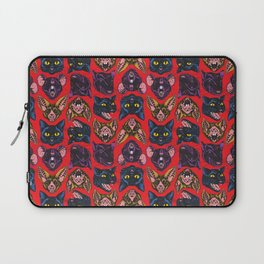 Bats! Cats! Rats! Laptop Sleeve