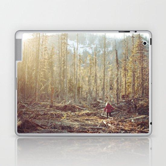 Forest Run Laptop & iPad Skin