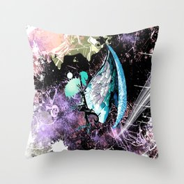 Heaven Beats Throw Pillow
