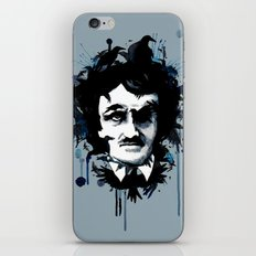 Edgar Allan Crow iPhone & iPod Skin