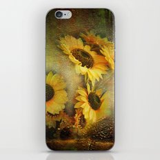 Sunflowers Composition iPhone & iPod Skin