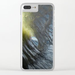 Disowned Playground Clear iPhone Case