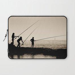 Three Fishermen Laptop Sleeve