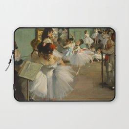 "Edgar Degas ""The dance class"" Laptop Sleeve"