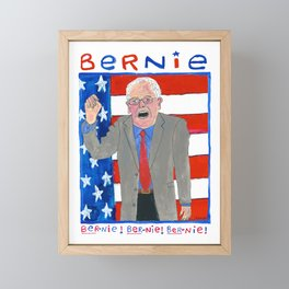 Bernie Chant Framed Mini Art Print
