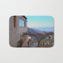 Delphi Valley, Greece  Bath Mat
