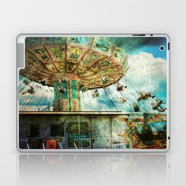 Dear mom...I joined the circus Laptop & iPad Skin