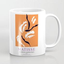 Henti Matisse Danseuse Acrobatique 1949 Artwork for Wall Art, Prints, Posters, Tshirts, Men, Women, Kids Coffee Mug