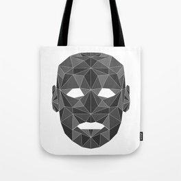 lowpolycyberhuman Tote Bag