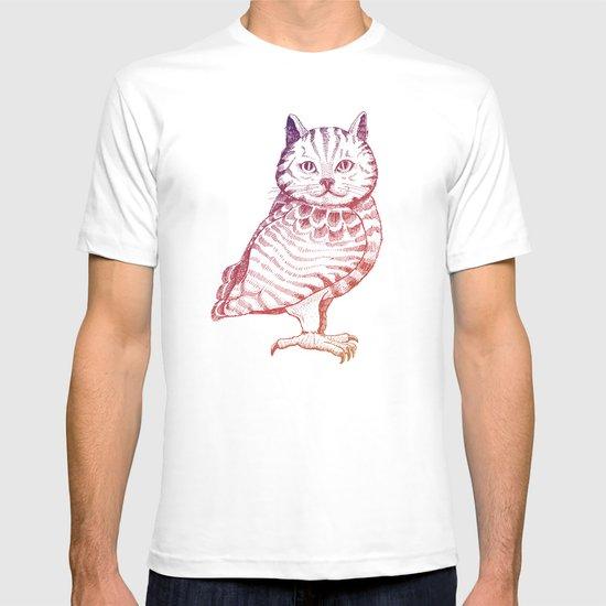Catowl T-shirt