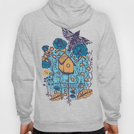 Fly free little bird Hoody