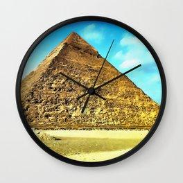 Massive Volume Wall Clock
