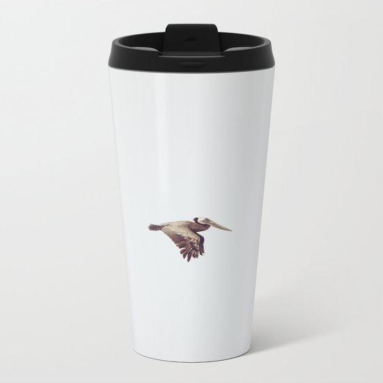 Solo Flight Metal Travel Mug
