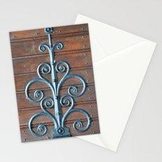 Church swirls Stationery Cards
