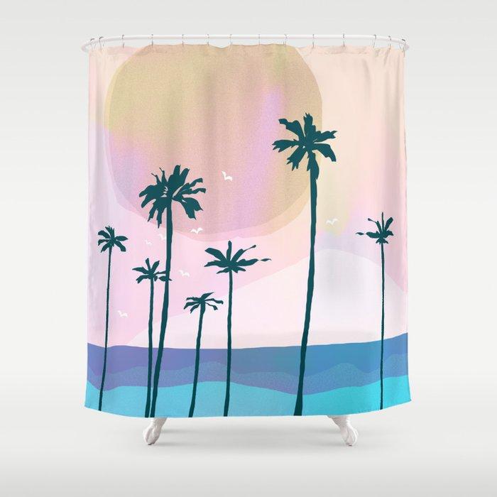 SUMMER DAYZ Shower Curtain