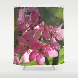 Sunny Springtime Shower Curtain