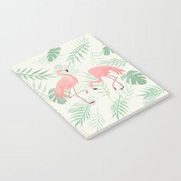 Flamingo Love Tropical Notebook
