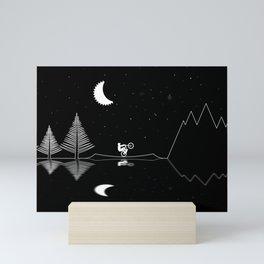 Night Ride Mini Art Print