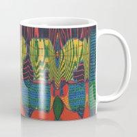 acid Mugs featuring Acid by Rocovich