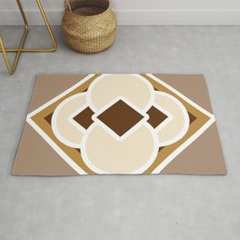 Smore and Hot Chocolate Rug
