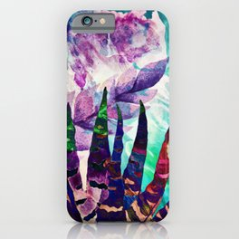 flower lm iPhone Case