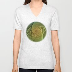 Innie and Outie Unisex V-Neck