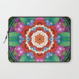 Mandalas from the Voice of Eternity 3 Laptop Sleeve