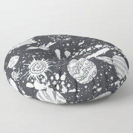 Space Stuff Floor Pillow
