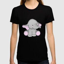 Pretty Pachyderm T-shirt
