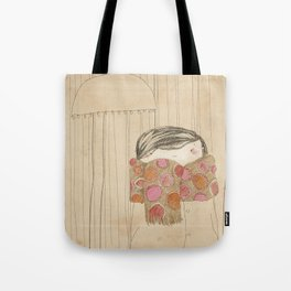 "Luisa. ""Bufandas"" Collection Tote Bag"