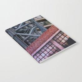Manhattan Windows - West Side Story Notebook